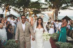 Casamento na Bahia   Juliana + Cristiano   Vestida de Noiva   Blog de Casamento por Fernanda Floret