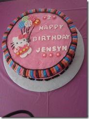 Our Little Monkeys: Jensyn Turns 2