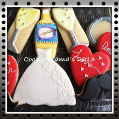 Engagement cookies 2013