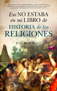 """Club del libro - José Ruiz Mata-""""Eso no estaba en mi libro de Historia de las Religiones"""""""