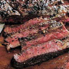 Steak with Cuban Style Marinade