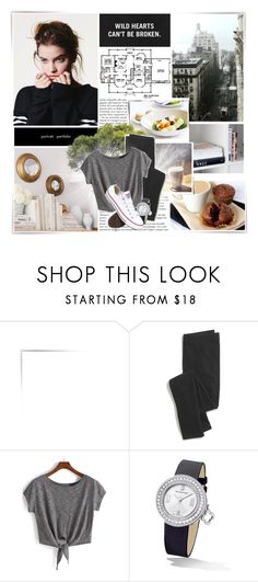 """""""Dance."""" by raeken ❤ liked on Polyvore featuring Zalando, Madewell, WithChic and Converse"""