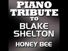 Honey Bee - Blake Shelton Piano TRibute