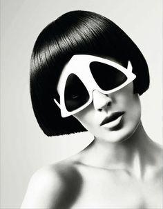 Vintage glasses Pierre Cardin
