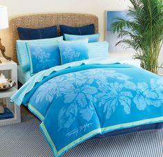 hawaiian+bedding   Hibiscus Hawaiian Bedding