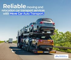 All you need to do is confirm the booking of your vehicle for personal car transport or corporate auto transport and leave everything else for Move Car. #CarRelocation #InstantShipping #OnlineAutoDelivery #movecar #CarShippingCost #autotransportcarriers #autotransport #carshipping