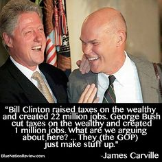 James Carville - love the words, love the accent
