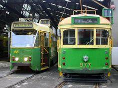 Image result for melbourne trams