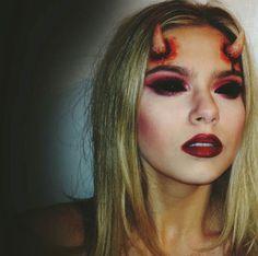 Teufel Kostüm selber machen | Kostüm Idee zu Karneval, Halloween & Fasching