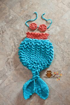 My own little mermaid for babies size 0-6 months