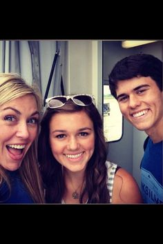 Jessica, Sadie, & John Luke