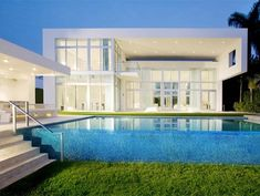 Chris Bosh's New Miami Beach Mansion