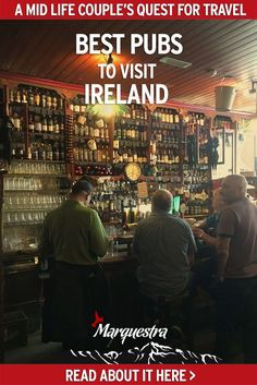 5 Best Pubs in Ireland we visited. Traditional music and dance, pints with local folks...it's all here