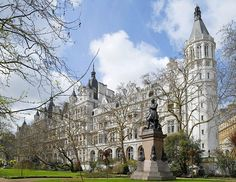 Hotel hunting: Uncovering eight of London's most memorable places to stay | Mail Online