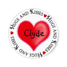 ‿✿⁀C is for Clyde‿✿⁀