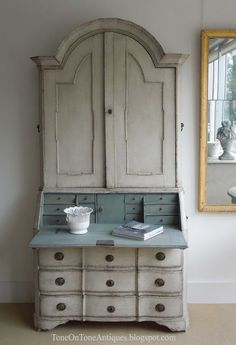 gustavian paint colours - Google Search
