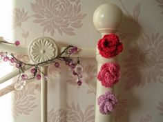The Summerhouse by the sea: Rose Magnets