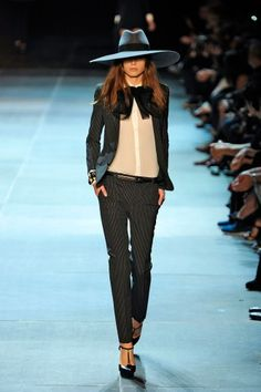 SoCal meets Paris at Yves Saint Laurent!