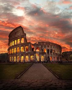 The Colosseum Rome Italy by . The Colosseum Rome Italy by . Rome Travel, Travel Abroad, Italy Travel, Travel City, Italy Vacation, Vacation Travel, Budget Travel, Rome Photography, Travel Photography