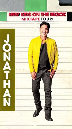Jonathan Knight, Donnie Wahlberg, Block Party, Film Music Books, New Kids, Back In The Day, Mixtape, My Man, Cool Bands