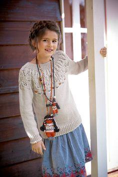 Lana Grossa PÜPPCHEN Bingo - FILATI Kids & Teens No. 4 - Modell 25 | FILATI.cc WebShop