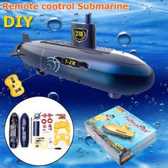 Funny RC Mini Submarine 6 Channels Remote Control Under Water Ship RC Boat Model Kids Toy Gift For Children Remote Control Boat, Community Activities, Good Communication, Rc Model, Toys Shop, Child Models, Natural Disasters, Toy Store, Gifts For Kids