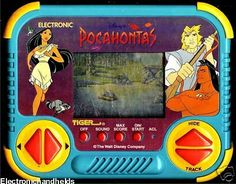 I used to have this one and the little mermaid game, omgosh! Childhood Memories 90s, Childhood Toys, The Little Mermaid Games, 90s Video Games, Kids Computer, Game Cafe, Handheld Video Games, Disney Trips, Disney Travel