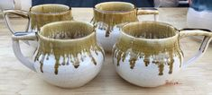 Six Toes Studio Ceramic Mugs, Traditional Art, Etsy Store, Ceramics, Studio, Unique Jewelry, Handmade Gifts, Vintage, Ceramica
