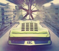 1974 Bugatti Type 105 – An attempt by Roland Bugatti to restart the company's civilian and racing automotive activities. The Type 105 was to reclaim Bugatti's racing heritage through innovation and lightweight design. I've also seen attributions claiming 1971.