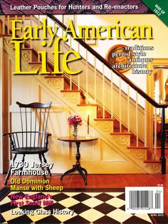 Early American Life=the best!
