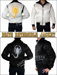 """#RyanGosling the """"Drive #Scorpion #Unisexual Jacket"""" with amazing scorpion #logo is a perfect fashion gesture for you. http://drivejacket.us/products/Reversible-Drive-Scorpion-Jacket.html  #swag #sales #deals #jackets #jacketsformen #swagg #swagger #fashion #fashionblogger #fashionblog #fashionstyle #style #styleblog #celebrity #celeb #celebrities #celebs #celebstyle #celebstylist #outfits #outfitstyle #outfitsforspring"""