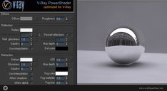 VRay Shader de Verre - Faire un shader realiste Sketchup Rendering, Sketchup Model, 3d Rendering, Vray Tutorials, 3ds Max Tutorials, Chen, 3d Max Vray, V Ray Materials, Material Library
