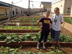 FoodCorps Arkansas : Introducing Yellville-Summit Middle School...