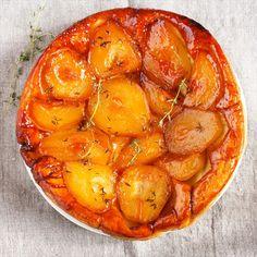 フライパンでできる!フランス菓子「タルトタタン」の超カンタンレシピ | ガジェット通信