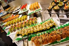 All the Birthday Sushi I could Eat at Vikings, SM North, The Block