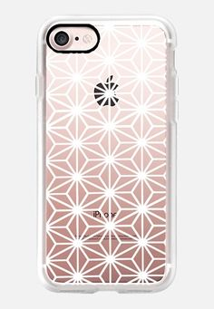 Casetify iPhone 7 Classic Grip Case - SASHIKO 1 by Shaughnessy Keely #Casetify