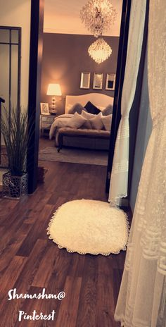Dream Rooms, Dream Bedroom, Home Bedroom, Bedroom Decor, Bedrooms, Home Interior, Interior Design, Cute Bedroom Ideas, Home Decor Inspiration