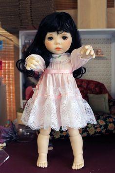 Saffi doll by Meadowdoll