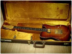 Schecter California Custom Tele | 19jt
