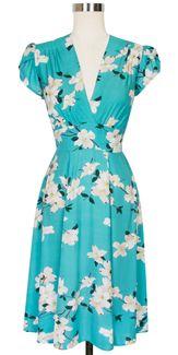 Trashy Diva Alexa Dress cg-d1363petal-dogwood