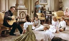 I love when Captain Von Trapp shows he can feel again and I love his version of Edelweiss.