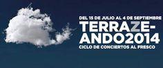 Ciclo Terrazeando 2014 de Santiago de Compostela. Ocio en Galicia