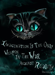 Ideas Quotes Alice In Wonderland Cheshire Cat Tim Burton For 2019