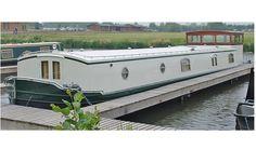 Kingsley Barge Wide Beam Boat