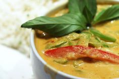Here's an Incredibly Authentic Thai Panang Curry That's a Cinch to Make
