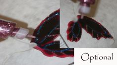 How to Make OoAk Transparency Fairy Wings, Teddy Bear Wings, and Doll Wings That You Can Sell ONLINE