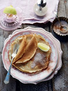Shrove Tuesday: It's Time For Pancakes!