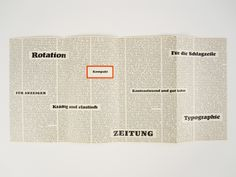 Kompakt was designed by Hermann Zapf in 1954. Stempel
