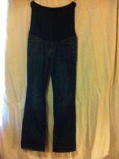 Jeans size 27 x 31  boot cut A Pea in the Pod Maternity stretch #JoesJeans…