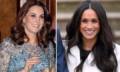 The future sisters-in-law will be neighbours at Kensington Palace.